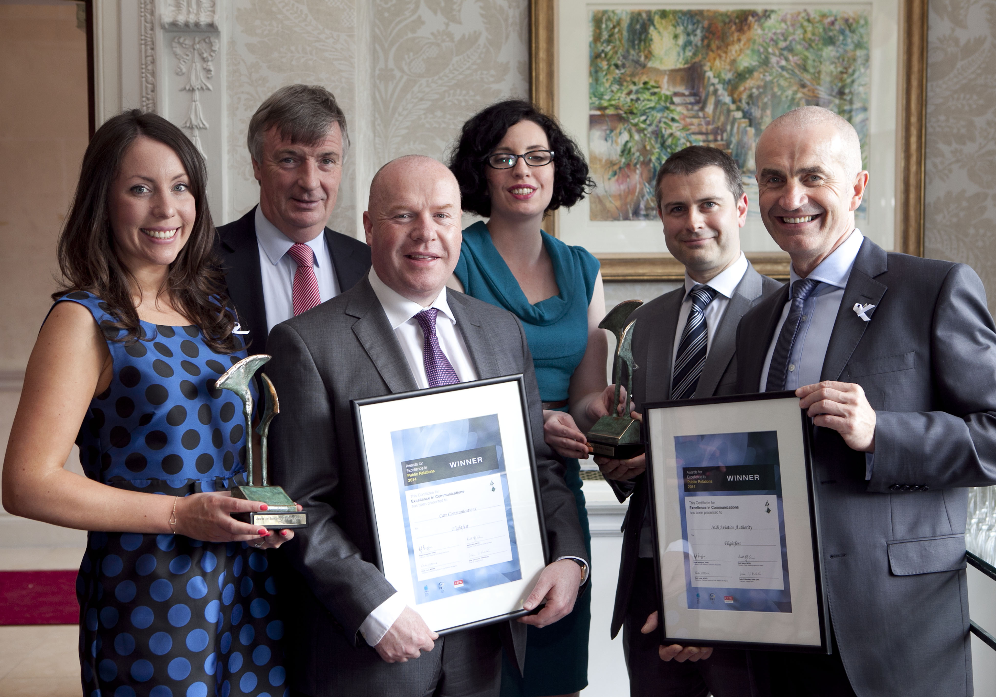 IAA Winner of Best Event for FlightFest at PR in Excellence Award