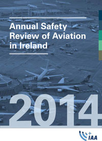 Annual Safety Review Aviation in Ireland 2014